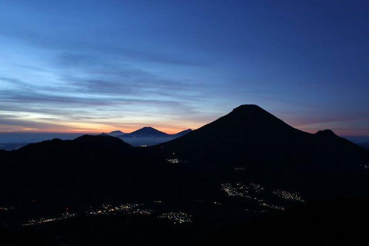 Dieng Jawa Tengah