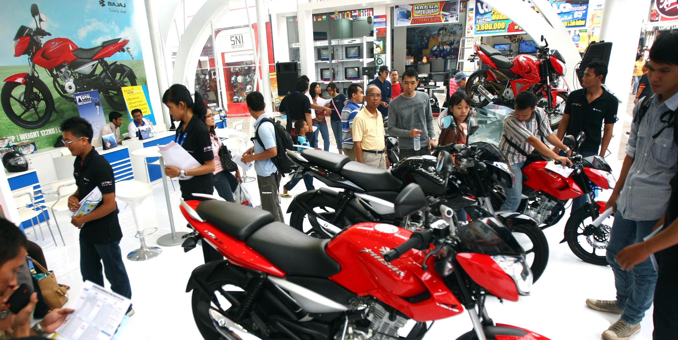 Kredit Sepeda Motor Penyebab Tingginya Angka Kemiskinan?